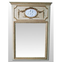 Trumeau mirror Napoleon III