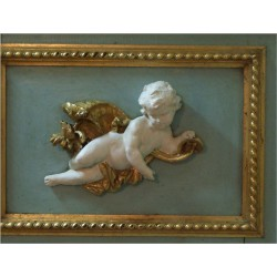 White angel decor