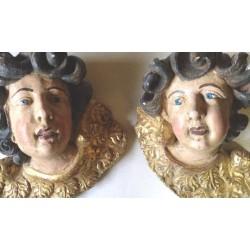 Paire d'anges Italien